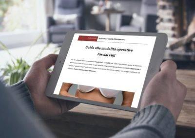 guida online utilizzo IASTM