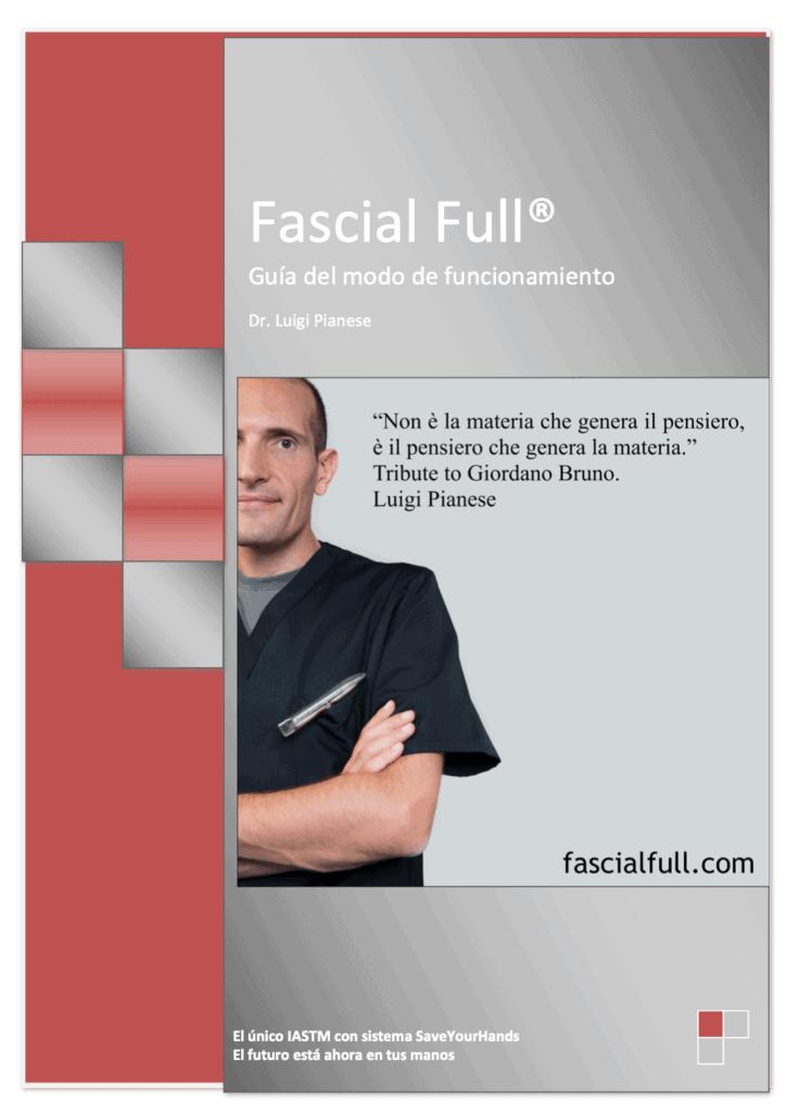 Fascial Full Medical Guida Copertina ESP