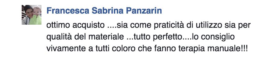 Francesca Sabrina Panzarin