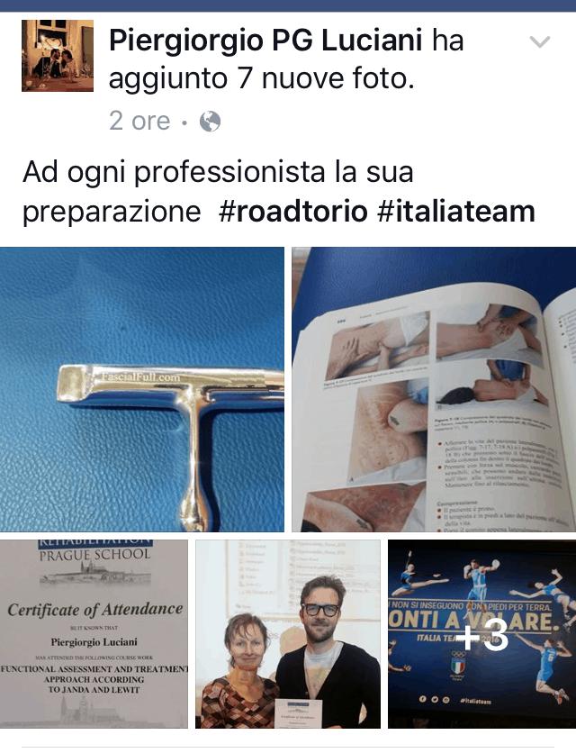 Piergiorgio Luciani Fascial Full facebook Olimpiadi Rio 01 beta