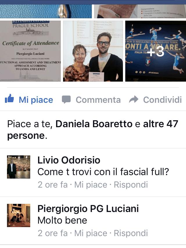 Piergiorgio Luciani Fascial Full facebook Olimpiadi Rio 02